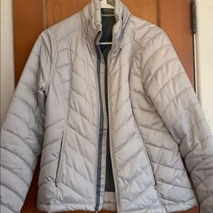 Tek Gear WarmTek Silver Cold Weather Jacket